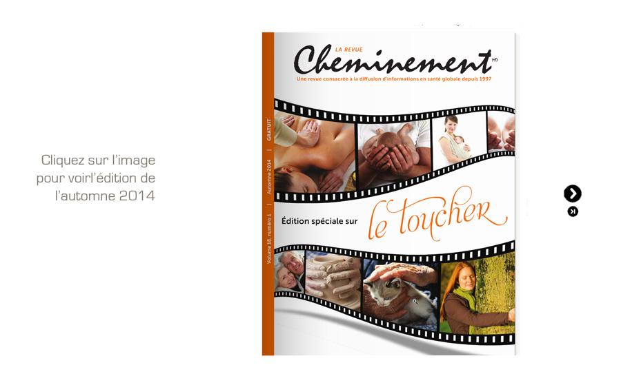 portfolio cheminement automne 2014