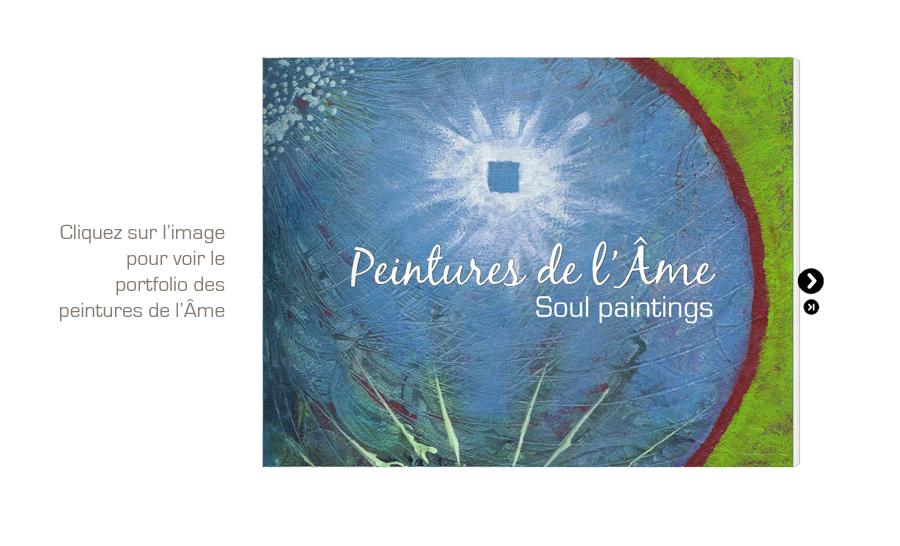 portfolio peintures
